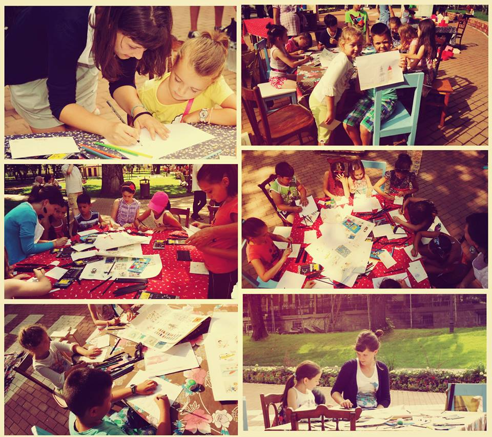 Basm Festival • Drawing workshop for children ❤