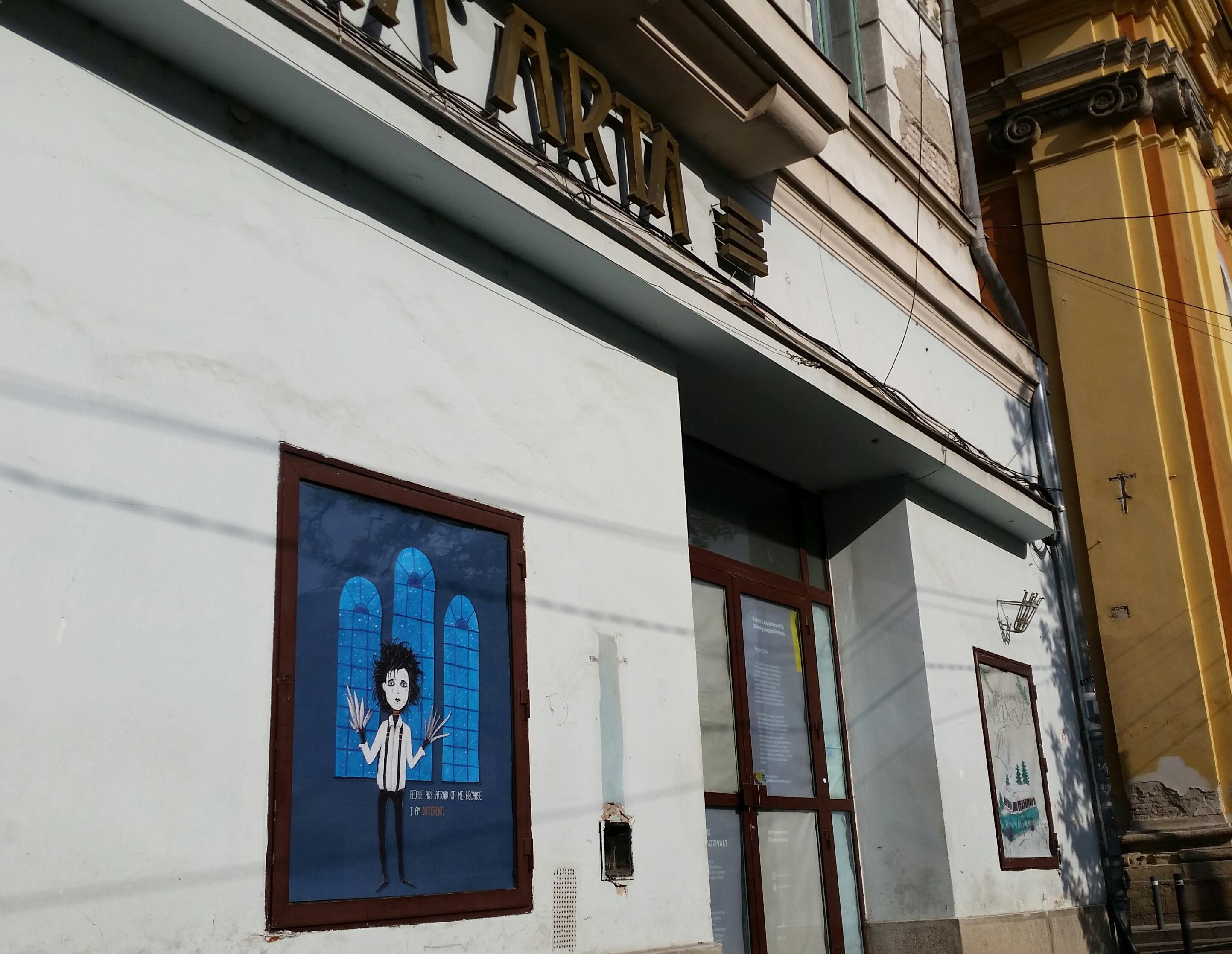Avizierul Arta (Cinema Arta Cluj)